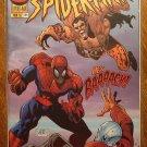 Peter Parker, The Spectacular Spider-man (spiderman) #244 comic book, Marvel Comics