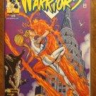 New Warriors #4 (vol. 2) comic book - Marvel comics