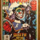 New Warriors #38 comic book - Marvel comics