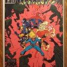 New Warriors #34 comic book - Marvel comics