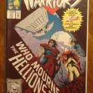 New Warriors #31 comic book - Marvel comics