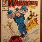 New Warriors #28 comic book - Marvel comics