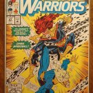 New Warriors #27 comic book - Marvel comics