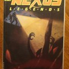 Nexus: Legends #10 comic book - First comics