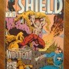 Nick Fury, Agent of SHIELD #37 comic book - Marvel comics, S.H.I.E.L.D.