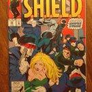 Nick Fury, Agent of SHIELD #32 comic book - Marvel comics, S.H.I.E.L.D.