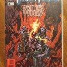 Night Force #2 comic book - DC comics
