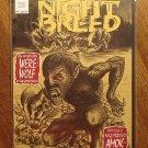 Clive Barker's Night Breed #18 comic book - Marvel comics, Nightbreed