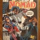 Nomad #5 comic book - Marvel Comics, w/ The Punisher!