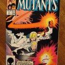 New Mutants #51 comic book - Marvel comics