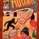 New Mutants #9 comic book - Marvel comics