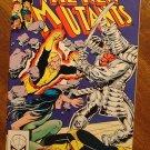 New Mutants #6 comic book - Marvel comics