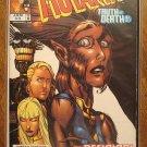 New Mutants: Truth or Death #3 comic book - Marvel comics