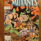 New Mutants #78 comic book - Marvel comics