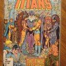 Tales of The Teen Titans #76 comic book - DC Comics
