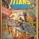 The New Teen Titans #10 comic book - DC Comics