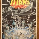 The New Teen Titans #2 comic book - DC Comics