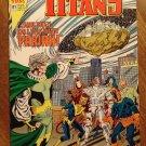 The New Titans #81 comic book - DC Comics