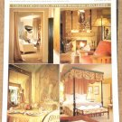 Architectural Digest Magazine - September 1996, Interior Designer's own homes, Mark Hampton