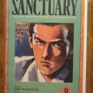 Sanctuary #9 comic book - Viz Comics, manga