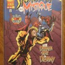 Sabretooth & Mystique #1 comic book - Marvel comics