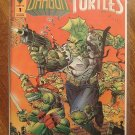 The Savage Dragon & The Teenage Mutant Ninja Turtles (TMNT) #1 comic book - Image & Mirage comics