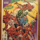 Mars Attacks / The Savage Dragon #1 comic book - Topps comics