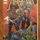 The Savage Dragon #8 comic book - Image comics