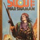 Scout: War Shaman #6 comic book - Eclipse comics - Tim Truman