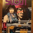 Scout #10 comic book - Eclipse comics - Tim Truman