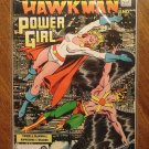Secret Origins #11 (Power Girl & The Golden Age Hawkman) comic book - DC comics