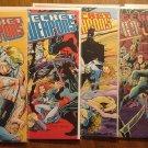Secret Weapons #'s 3, 4, 5, 6, 7, 8, 9, 10, 12, 13, 14, 18, 19, 21 comic book lot Valiant Comics