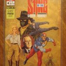 Sting of The Green Hornet #4 comic book - Now Comics