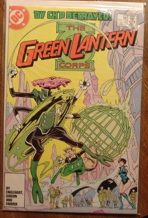 Green Lantern #214 (1960&#039;s series) comic book - DC Comics