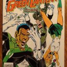 Green Lantern #218 (1960's series) comic book - DC Comics