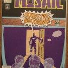 Green Lantern Mosaic #4 comic book - DC Comics