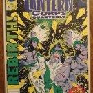 Green Lantern Corps Quarterly #5 comic book - DC Comics