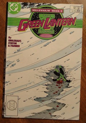 Green Lantern #220 (1960&#039;s series) comic book - DC Comics