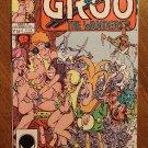 Groo The Wanderer #10 comic book, Marvel Comics, Sergio Aragones