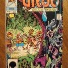 Groo The Wanderer #5 comic book, Marvel Comics, Sergio Aragones