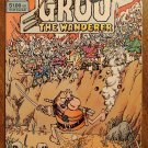 Groo The Wanderer #2 comic book, Pacific Comics, Sergio Aragones