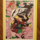 Grips Adventures #3 comic book, Greater Mercury Comics, like Wolverine but more violent