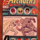 The Avengers #253 comic book - Marvel Comics