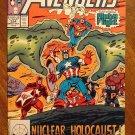 The Avengers #324 comic book - Marvel Comics