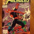The Avengers #317 comic book - Marvel Comics