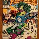 The Avengers #297 comic book - Marvel Comics