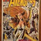 The Avengers #376 comic book - Marvel Comics
