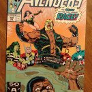 The Avengers #328 comic book - Marvel Comics