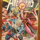 The Avengers: The Yesterday Quest trade paperback comic book - Marvel Comics