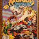 The Avengers Unplugged #1 comic book - Marvel Comics